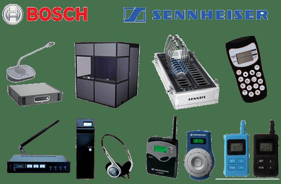 Simultaneous Interpretation Equipment Services Wireless